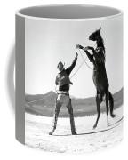 Clark Gable, The Misfits Coffee Mug