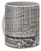 Clark Street Bridge Coffee Mug