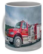 Clarks Chapel Fire Rescue - Engine 1351, North Carolina Coffee Mug