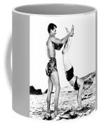 Clash By Night With Marilyn Monroe Coffee Mug