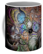 Clash Of The Earthly Elements Coffee Mug
