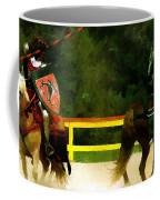 Clash Of The Titans Coffee Mug