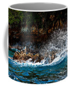 Clashing Nature Coffee Mug