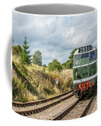 Class 31 Diesel 4 Coffee Mug
