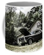 Class Cars Coffee Mug