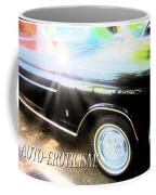 Classic Automobile, Auto Eroticism Coffee Mug