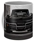 Classic Black Coffee Mug