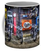 Classic British Bikes Coffee Mug
