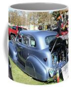 Classic Car Decorations Day Dead  Coffee Mug
