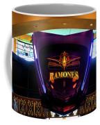 Classic Car Hood Ramones  Coffee Mug