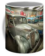 Classic Car Memorabilia Coffee Mug