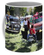 Classic Cars Day Of The Dead II Coffee Mug