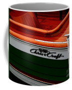 Classic Chris Craft Sea Skiff Coffee Mug