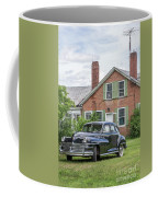 Classic Chrysler 1940s Sedan Coffee Mug