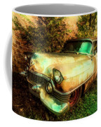 Classic Country Cadillac Painting  Coffee Mug