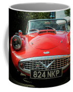Classic Daimler Sports Car Coffee Mug by Nick Bywater