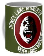 Classic Dlm Logo, Round Coffee Mug