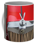 1936 Mg Ta Radiator And Mascot Coffee Mug