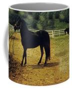 Classic Morgan Horses Coffee Mug