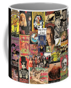 Classic Rock 2 Collage Coffee Mug