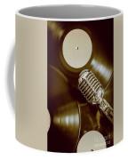 Classic Rock N Roll Coffee Mug