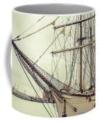 Classic Sail Ship Coffee Mug