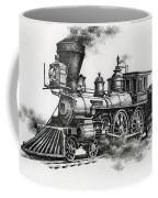 Classic Steam Coffee Mug by James Williamson