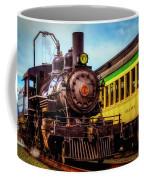 Classic Steam Train No 29 Coffee Mug
