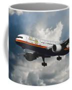 Classic Twa Boeing 757-231 Coffee Mug