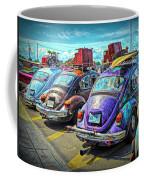 Classic Volkswagen Beetle - Old Vw Bug Coffee Mug