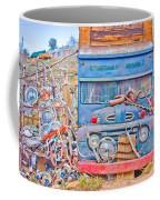 Classic Ward Colorado Boulder County Coffee Mug