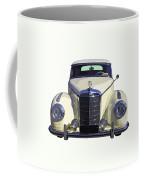 Classic White Mercedes Benz 300  Coffee Mug