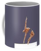 Classical Ballet Dancer Coffee Mug