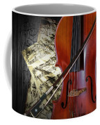 Classical Cello Coffee Mug