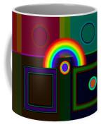 Classical Rainbow Coffee Mug
