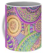 Classy Paisley Coffee Mug