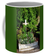 Claude Monet Grave In Giverny Coffee Mug