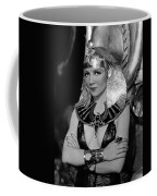 Claudette Colbert In Cleopatra 1934 Coffee Mug