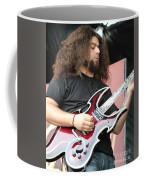 Claudio Sanchez Of Coheed And Cambria 2 Coffee Mug