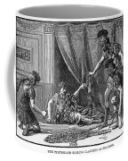 Claudius And Guards Coffee Mug