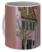 Clay Tile Roof In Charleston Coffee Mug