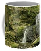 Clayton Beach Falls Coffee Mug