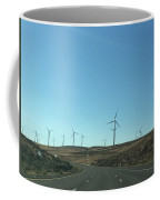 Clean Energy On The Open Road Coffee Mug