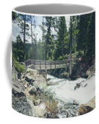 Cleanse The Palette Coffee Mug by Margaret Pitcher