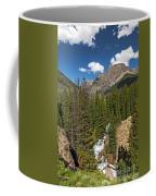 Clear Creek, Flat Top Mountain Coffee Mug