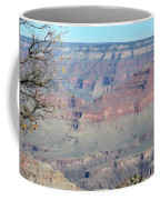 Clear Day At The South Rim Coffee Mug