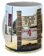 Clear Lake Fire Department Coffee Mug