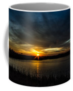 Clear Lake Sunset Coffee Mug