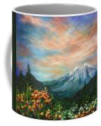 Clear Mind Coffee Mug