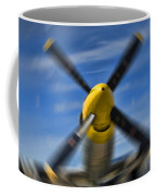 Clear Prop Coffee Mug by Steven Richardson